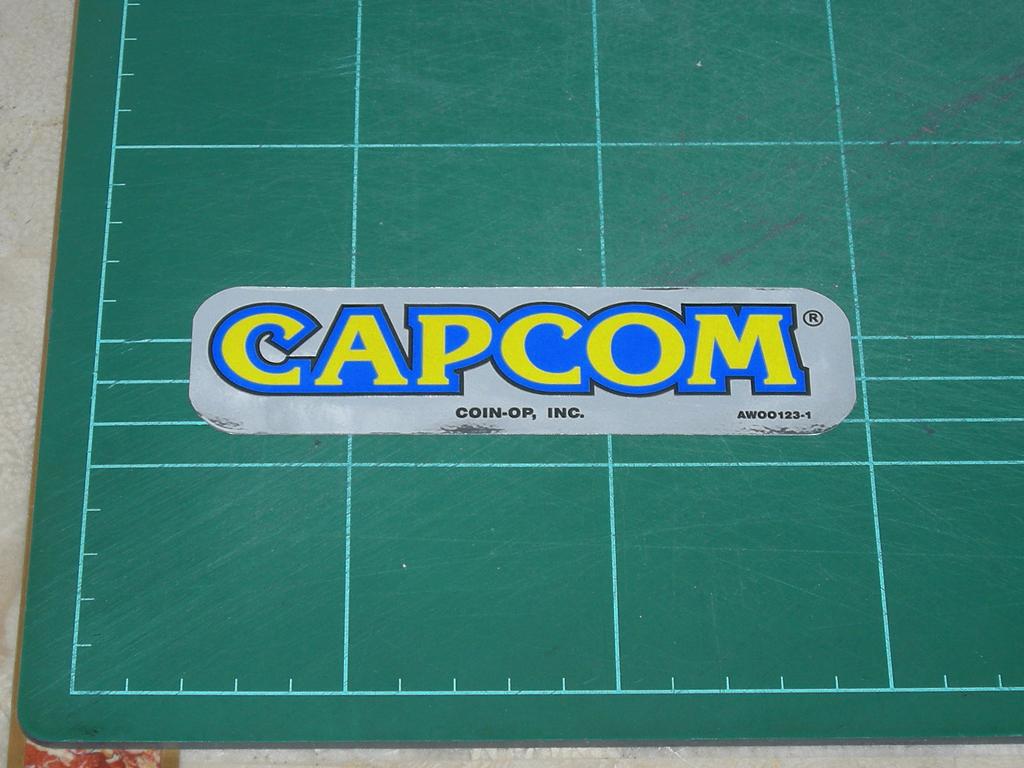 Capcom-Coin-Door-Pinball-Sticker-Aw00123-1-print1
