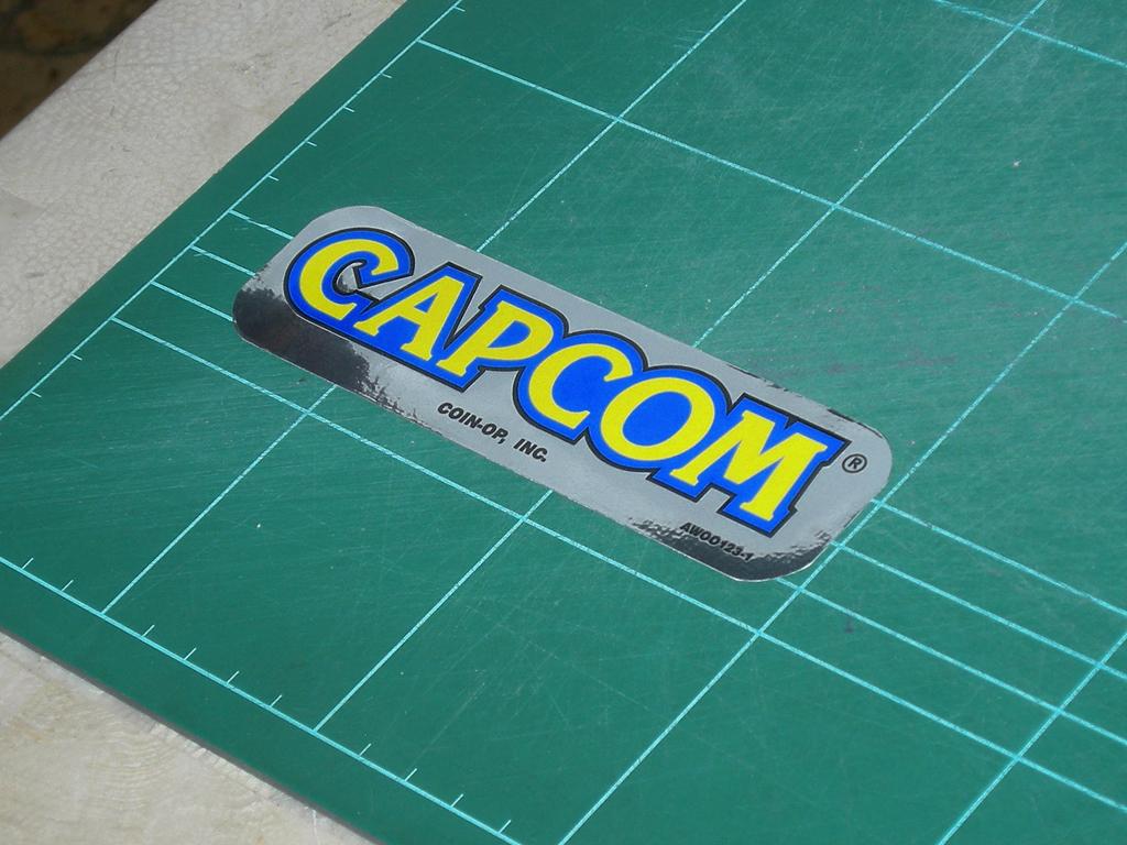 Capcom-Coin-Door-Pinball-Sticker-Aw00123-1-print2