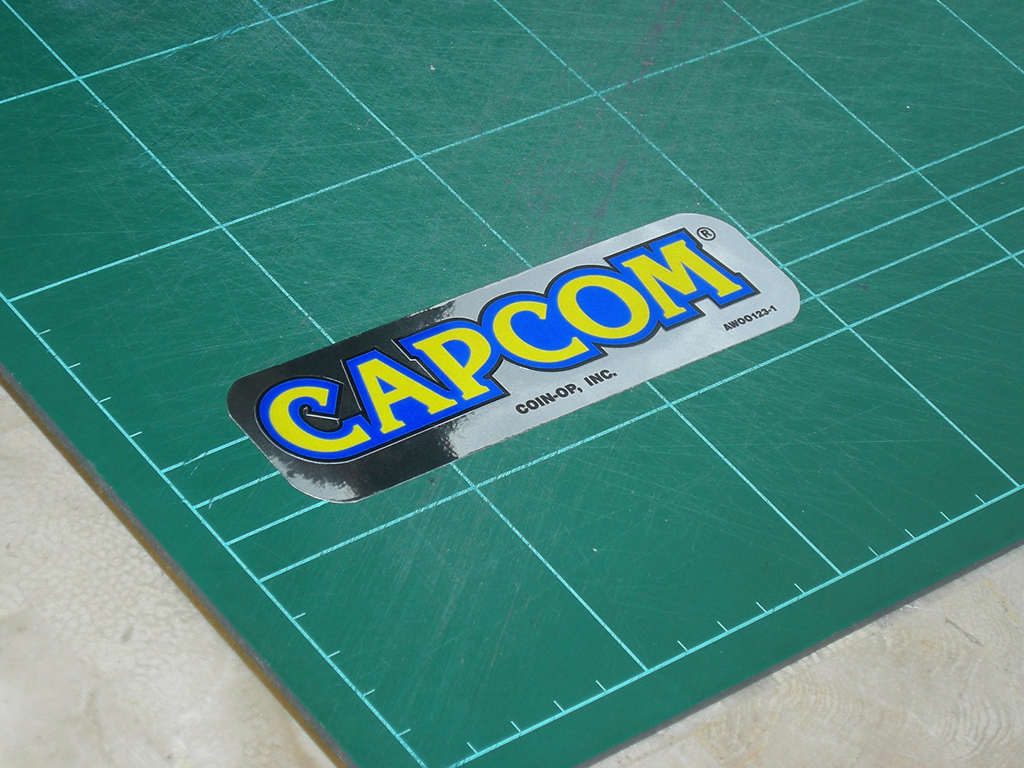 Capcom-Coin-Door-Pinball-Sticker-Aw00123-1-print3