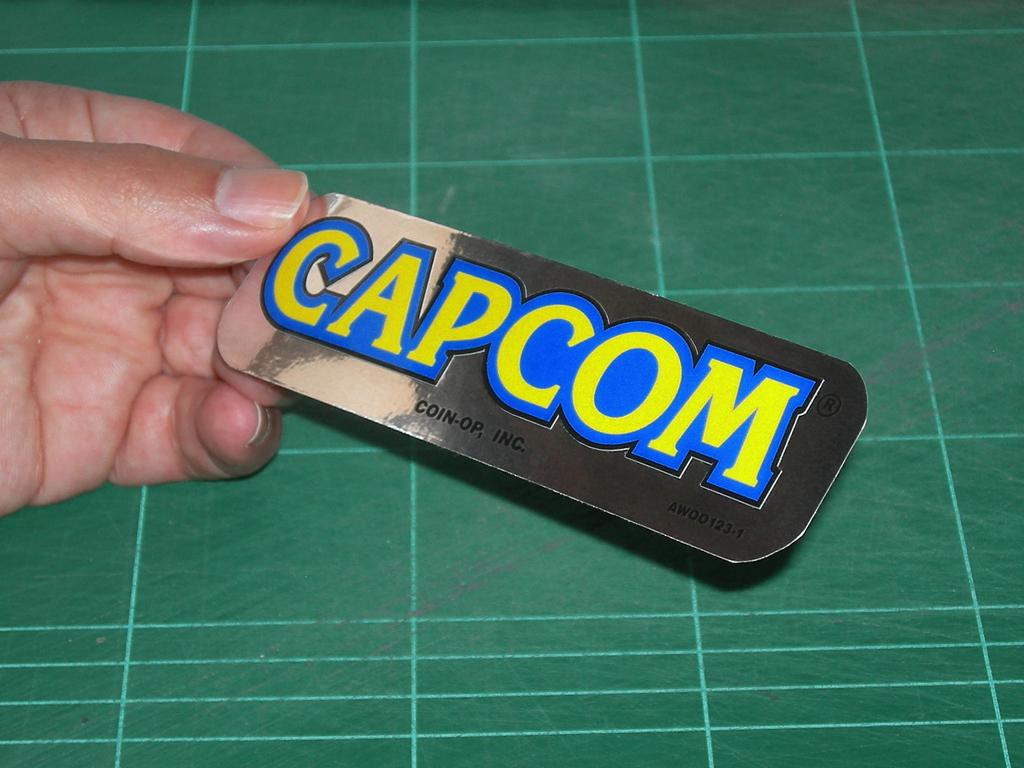 Capcom-Coin-Door-Pinball-Sticker-Aw00123-1-print4