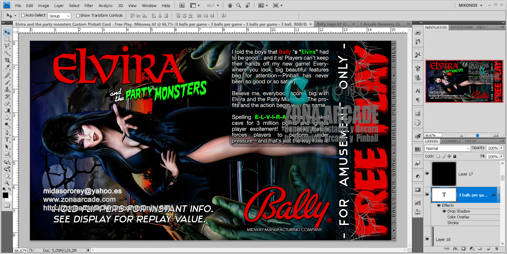 Elvira%20And%20The%20Party%20Monsters%20Pinball%20Card%20Customized%20-%20Free%20Play.%20Mikonos1.jpg