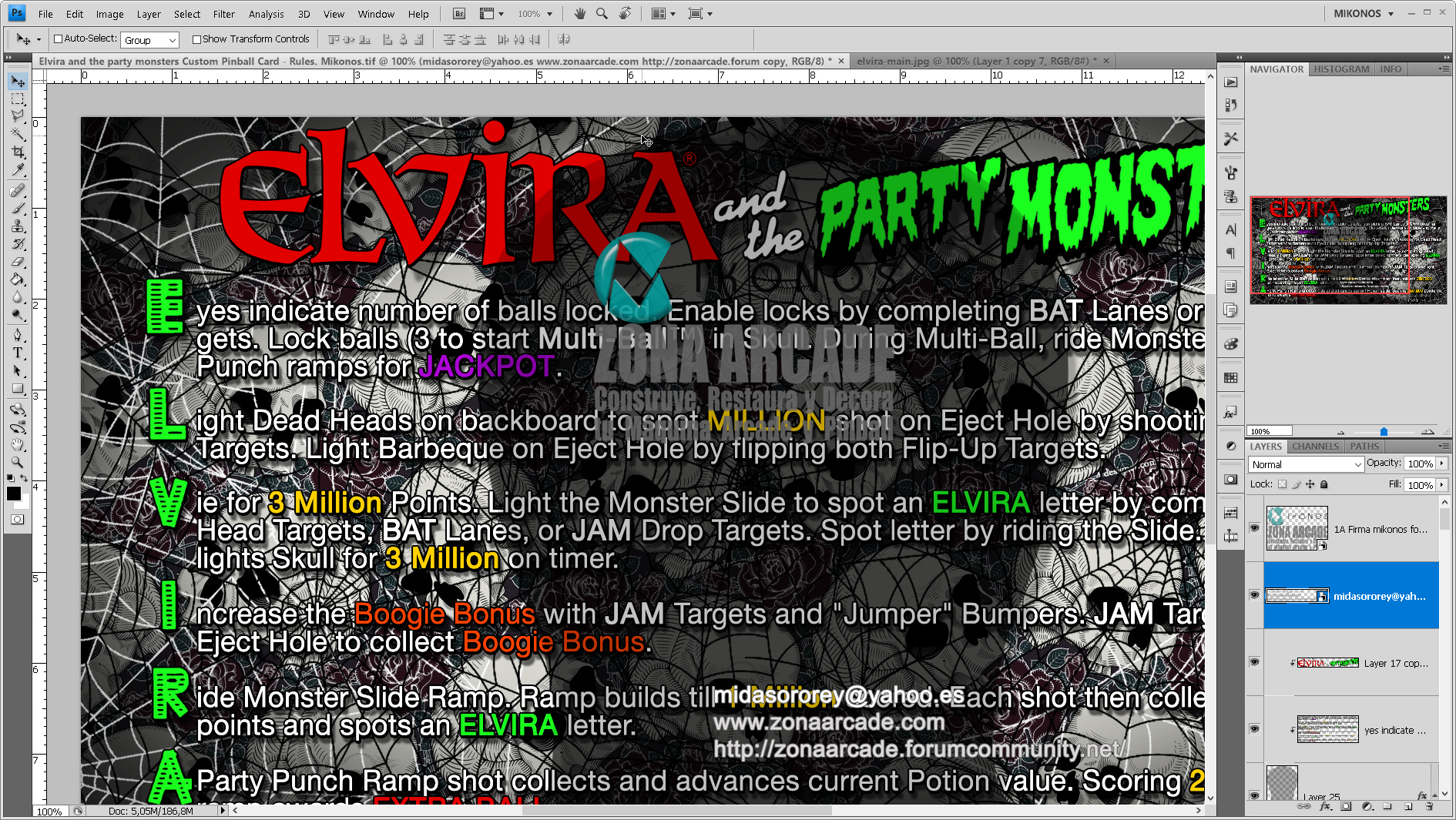 Elvira%20And%20The%20Party%20Monsters%20Pinball%20Card%20Customized%20-%20Rules.%20Mikonos2.jpg