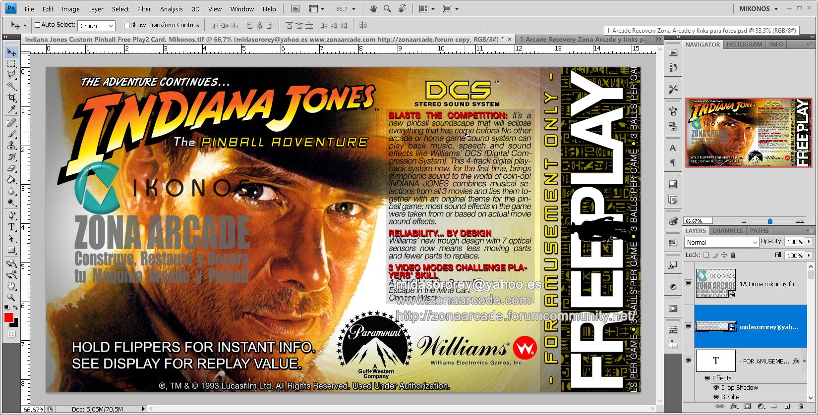 Indiana-Jones-Custom-Pinball-Card-Free Play-Mikonos1
