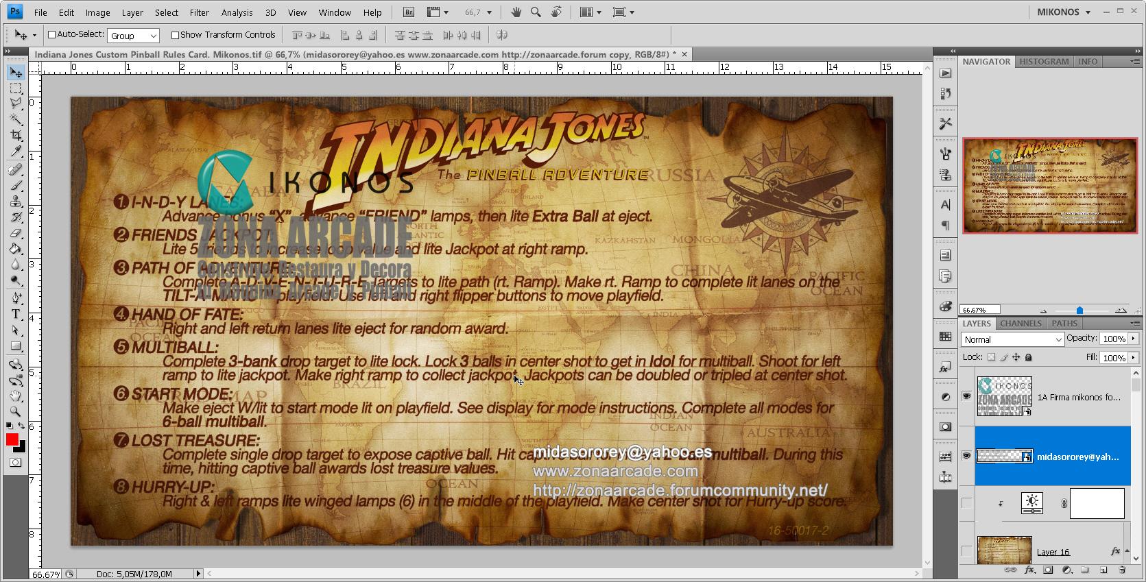 Indiana-Jones-Custom-Pinball-Card-Rules-Mikonos1
