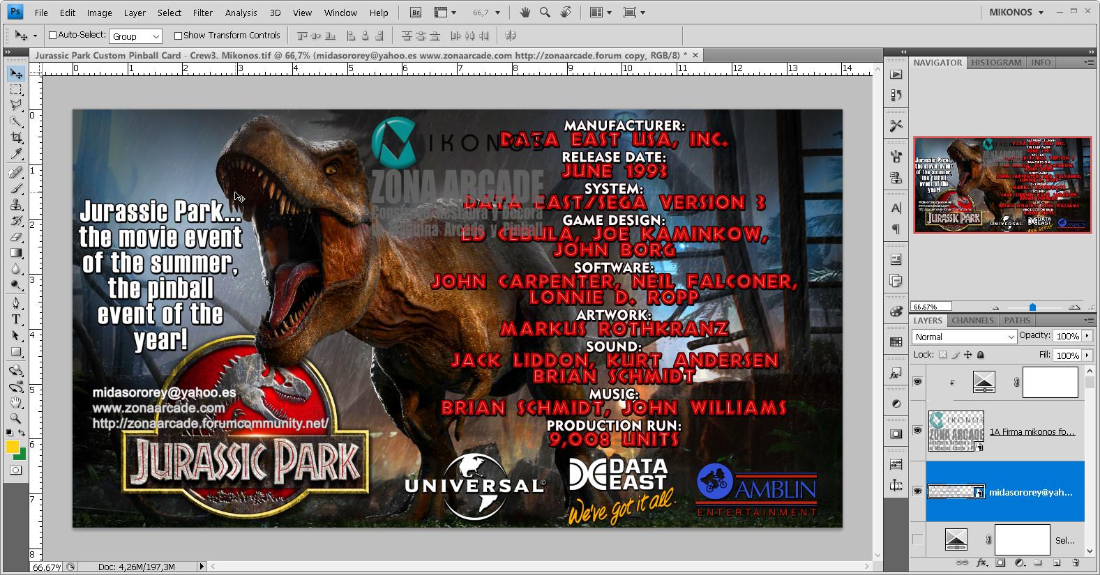 Jurassic-Park-Custom-Pinball-Card-Crew2-Mikonos1.jpg