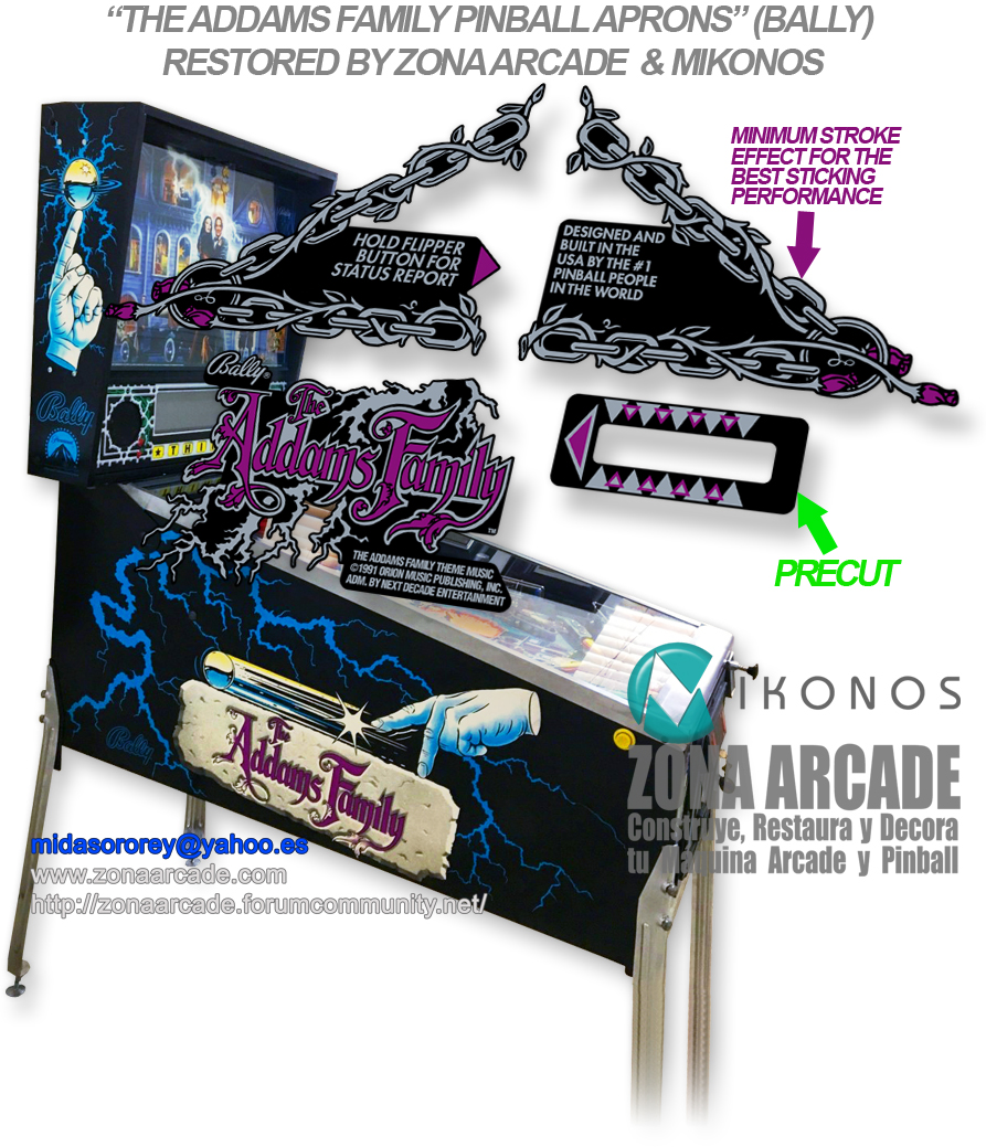 The-Addams-Family-Pinball-Aprons-Restored-Mikonos1